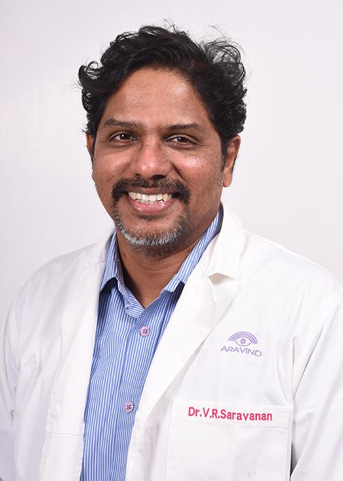 Dr. V. R. Saravanan, FRCS (Glas)